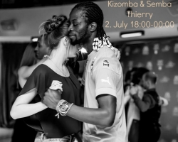 Kizomba & Semba 2. juulil!